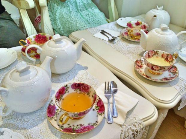 L' Tea Room