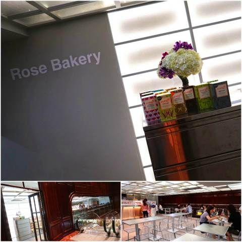 (已結業) Rose Bakery