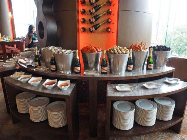 萬麗海景酒店大堂酒廊 Lobby Lounge