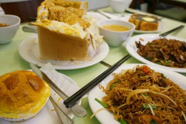 南龍冰室 Nam Loong Cafe