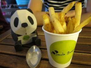 (已結業) Panda Burger