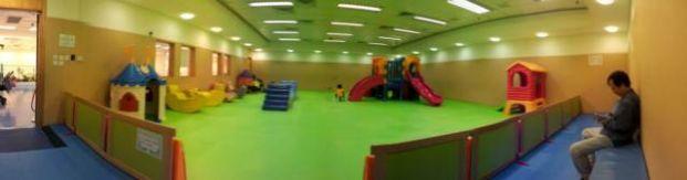 蒲崗村道體育館