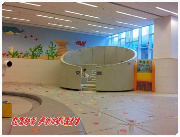 坑口體育館 - 兒童遊戲室