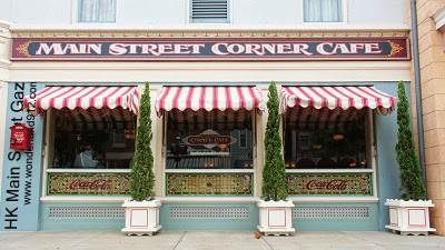 大街餐廳 Main Street Corner Cafe (迪士尼樂園內)