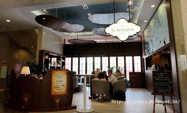 la terrazza Caffe