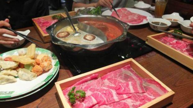 牛涮鍋 (銅鑼灣店)