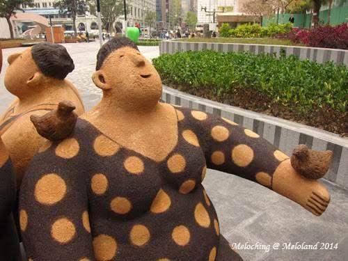 梳士巴利花園藝術廣場