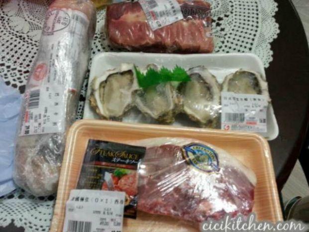 梁九記海產凍肉公司