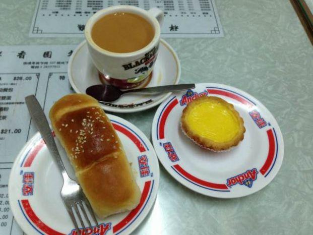 祥香茶餐廳 Cheung Heung Tea Restaurant