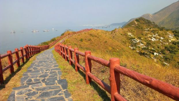 虎山觀景台