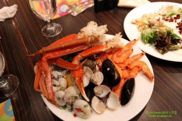 挪亞度假酒店豐盛閣 Harvest Restaurant