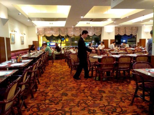 名寶石餐廳 Tiffany Restaurant