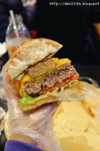 Burgerman (大角咀店)
