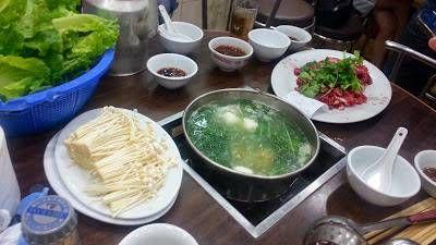 方榮記沙嗲牛肉專家 Fong Wing Kee Hot Pot Restaurant