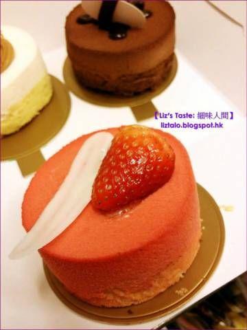 聖安娜餅屋 Saint Honore Cake Shop (馬鞍山新港城店)