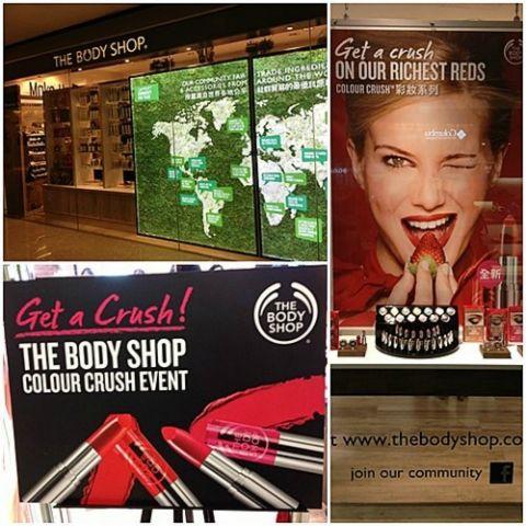 The Body Shop (中環萬宜大廈店)