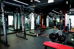 Fight Factory Gym Ltd (銅鑼灣旗艦店)