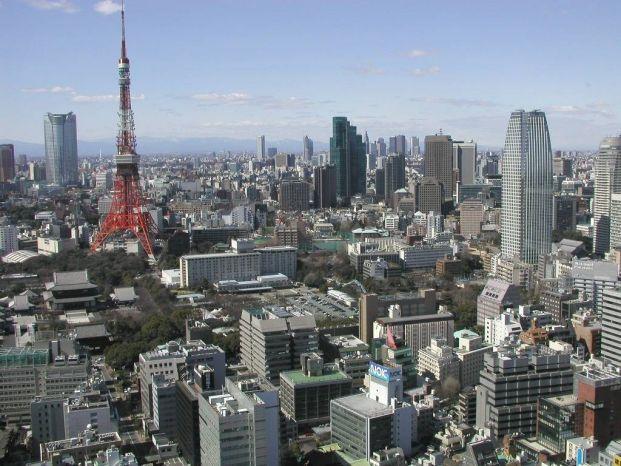 日本關東-東京 Tōkyō
