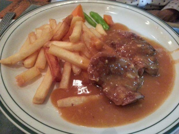 角落餐廳 The Nook Steak & Pasta House