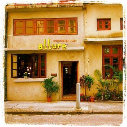 Allure Customised Hair