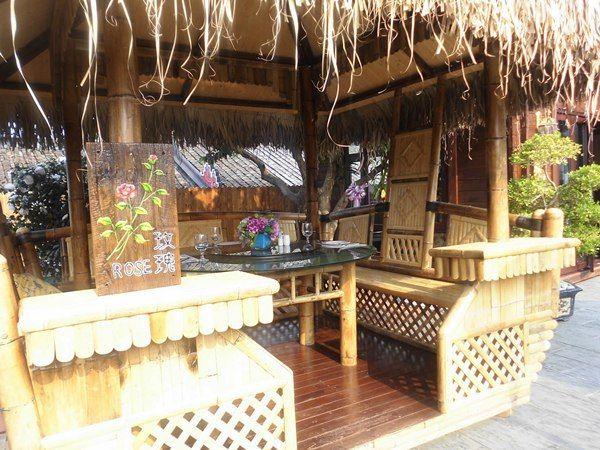 荷曄庭園景餐廳 Lotus Courtyard Restaurant