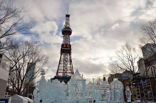 日本札幌大通公園