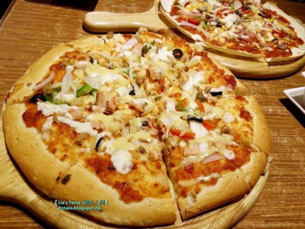 娜多歐陸餐廳 La Dolce Italiana (馬鞍山店)