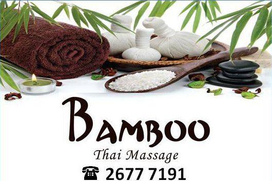 Bamboo Thai Massage