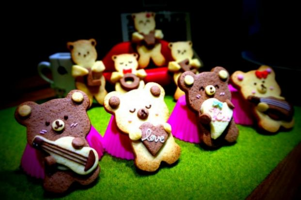 Happy Corner cakes cookies gallery