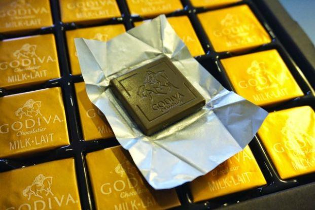 Godiva Chocolatier (鑽石山店)