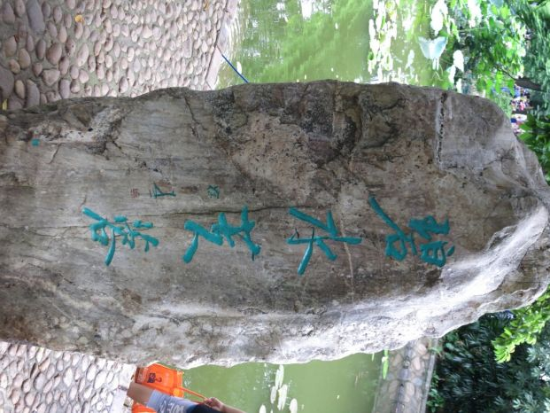 深圳洪湖公園