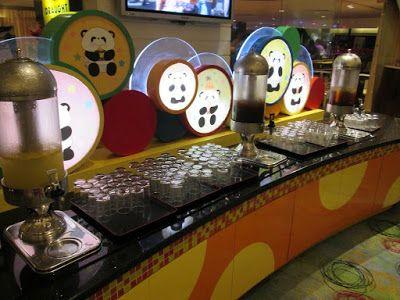 悅來酒店咖啡室 Panda Café