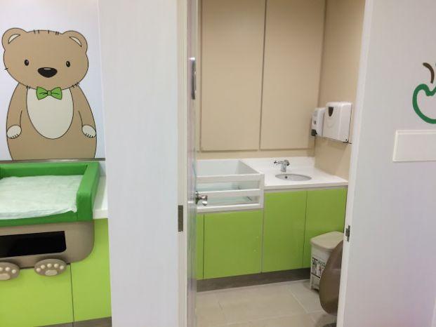 育嬰室 (元朗廣場 Yuen Long Plaza)