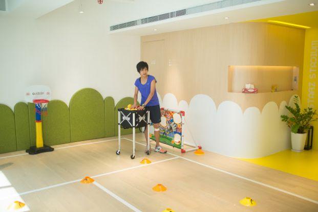 Superstarz Tennis 香港室內小型網球中心