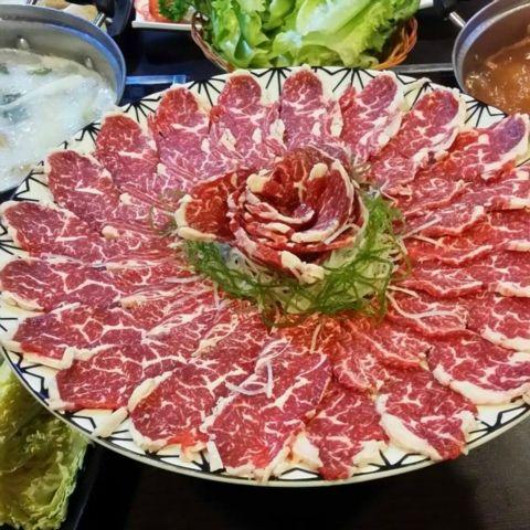 金潮榕火鍋刺身專門店