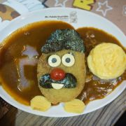 薯蛋頭先生主題Café Mr. Potato Head Café (Izumi Curry)