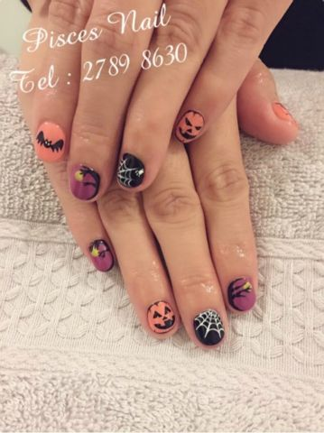 Pisces Nail