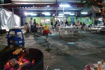 龍鼓灘合群燒烤場