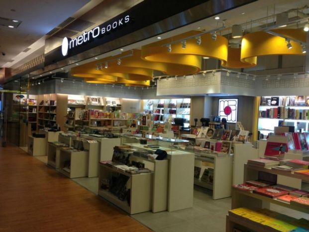 Metrobooks (尖沙咀K11店)