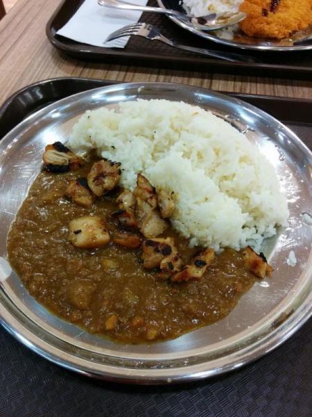 銀咖喱 (藍田店)
