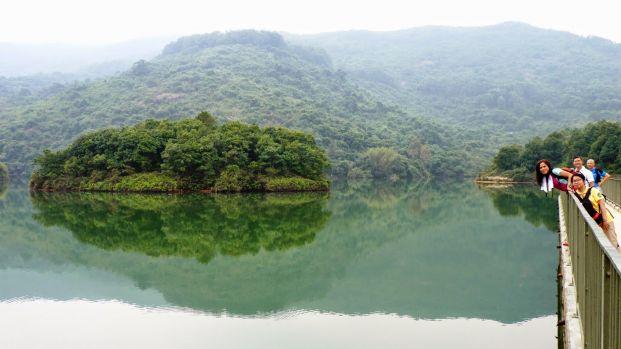山火瞭望台 (河背水塘)