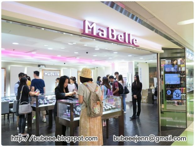 MaBelle (旺角朗豪坊店)