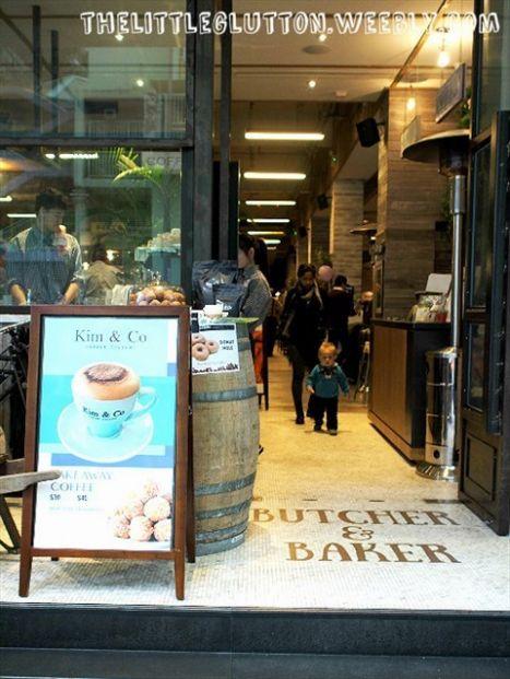 Butcher & Baker Cafe