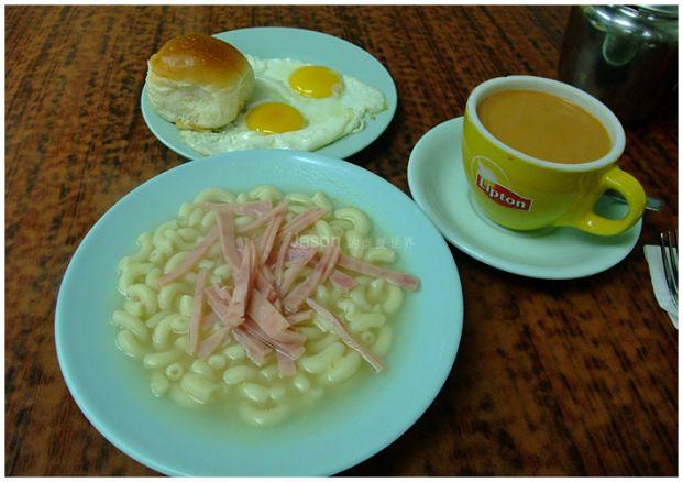 鴻運茶餐廳
