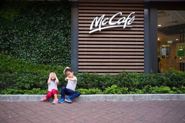 麥當勞 (太和店) 家庭式旗艦餐廳戶外PlayPlace樂園