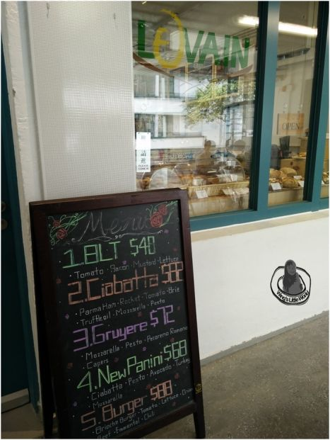 天然酵母麵包店 (中環鴨巴甸街PMQ店)