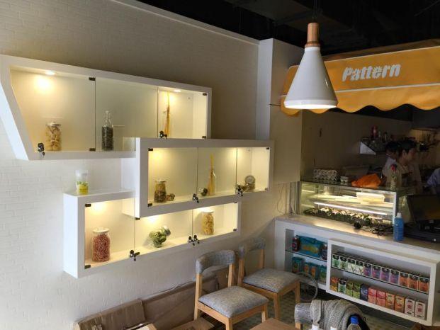 Pattern Cafe