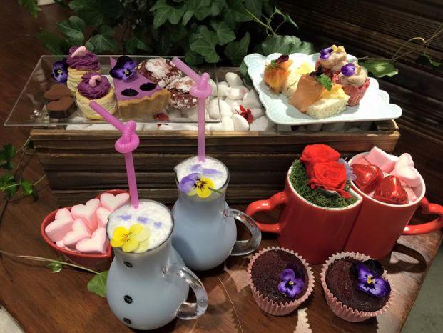 Cafe Bauhinia (前身Bauhinia Florist 華影軒)