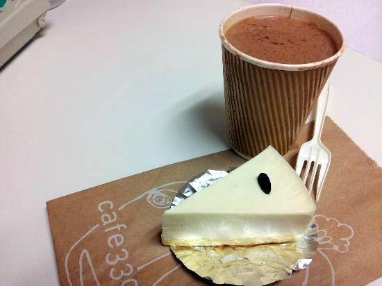 330 Cafe (沙田中文大學店)