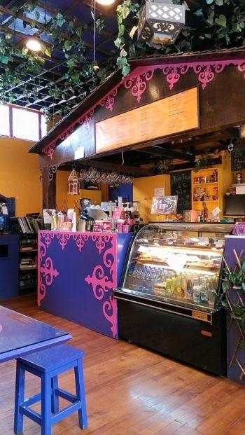 絲綢之路咖啡室